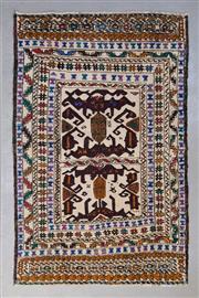 Sale 8499C - Lot 85 - Persian Sumak 197cm x 161cm