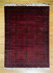 Sale 8672C - Lot 42 - Afghan Khal Mohamadi 242cm x 168cm