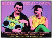 Sale 8984 - Lot 1057 - Gregor Cullen (Redback Graphix) - RADIO RED ALL OVER 1984 76 x 102 cm