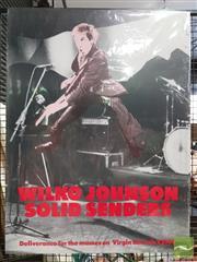 Sale 8421 - Lot 1040 - Vintage and Original Wilko Johnson Promotional Poster (91.5cm x 69cm)