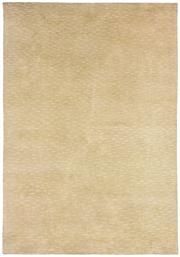 Sale 8651C - Lot 53 - Colorscope Collection; Wool and Bamboo Silk - Taupe Handknotted Rug, Origin: India, Size: 160 x 230cm, RRP: $1999