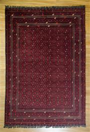Sale 8672C - Lot 43 - Afghan Qunduzi 297cm x 204cm