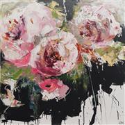 Sale 8764 - Lot 565 - Cheryl Cusick - Rose Gardens 101.5 x 101.5cm