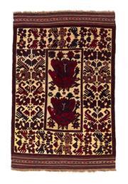 Sale 8790C - Lot 93 - A Persian Soumak 100% Wool Pile, 200 x 150cm
