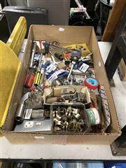 Sale 8789 - Lot 2268 - Box of Tools