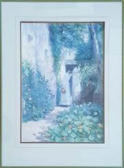 Sale 8934H - Lot 61 - An offset lithograph, after an impressionist master, 76 x 59cm