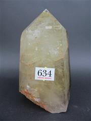 Sale 8431A - Lot 634 - Giant Dressed Citrine Crystal, Brazil