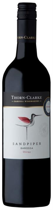Sale 8520W - Lot 79 - 12x 2016 Thorn-Clarke 'Sandpiper' Shiraz, Barossa Valley Blue Gold – Sydney International Wine Competition 2018 Gold / Top 50 Wi...