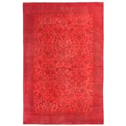 Sale 8761C - Lot 8 - A Vintage Persian Overdye Carpet, Hand-knotted Wool, 296x196cm, RRP $4,000
