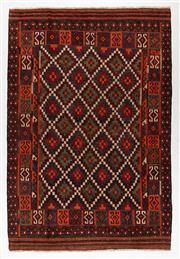 Sale 8780C - Lot 284 - An Afghan Hand Woven Kilim 100% Wool, 252 x 169cm