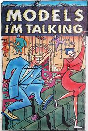 Sale 8988 - Lot 1050A - Richard Allan (Australia Rock Co.) - The Models - Im Talking 1985 137 x 91.5 cm
