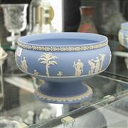 Sale 8336 - Lot 81 - Wedgwood Jasper Ware Footed Bowl