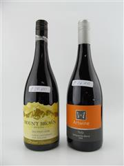 Sale 8454W - Lot 37 - 2x Wines - 1x 2016 Mount Brown Estates Pinot Noir, Canterbury; 1x 2016 Artwine Hols Tempranillo Blend, Clare Valley