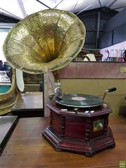 Sale 8601 - Lot 1149 - His Masters Voice Reproduction Gramophone Player