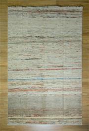 Sale 8672C - Lot 47 - Afgahn Chobi Stripe 290cm x 188cm