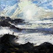 Sale 8690A - Lot 5004 - Laura Matthews (1964 - ) - Glorious Lonesome 100 x 100cm