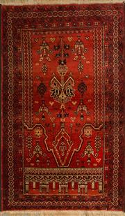 Sale 8353C - Lot 58 - Persian Baluchi 140cm x 90cm