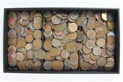 Sale 8391 - Lot 6 - Australian Pennies & Half Pennies