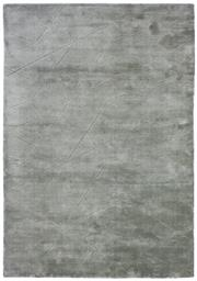 Sale 8651C - Lot 58 - Colorscope Collection; Viscose and Cotton Handloomed - Green/Grey Rug, Origin: India, Size: 160 x 230cm, RRP: $999
