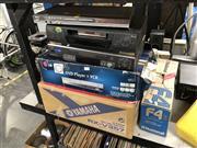 Sale 8789 - Lot 2270 - Stereo Units, Video Units, DVD Player, Radio/Cassette, etc