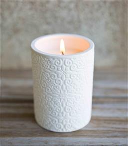 Sale 9211L - Lot 29 - Laguiole Maison Louis Thiers  ceramic candle - Vanilla