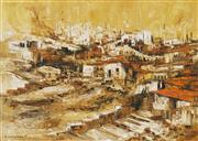 Sale 8901A - Lot 5039 - Ahuva Sherman (1926 - ) - Jerusalem 60 x 81 cm