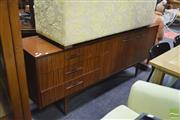 Sale 8287 - Lot 1036 - Rare G-Plan Teak Sideboard