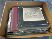 Sale 8552 - Lot 2087 - A Collection of (22) assorted William Hogarth Engravings