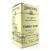 Sale 8553W - Lot 79 - 1x Draytons Descendants of Walter Drayton Family Port, Hunter Valley - 1000ml crock in box with cork