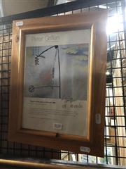 Sale 8824 - Lot 2020 - Peter Griffen exhibition catalogue, signed -