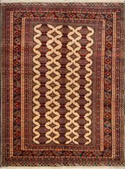 Sale 8380C - Lot 65 - Persian Turkman 170cm x 125cm