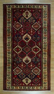 Sale 8657C - Lot 73 - Persian Hamadan 398cm x 168cm