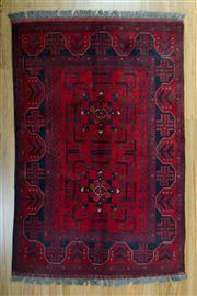 Sale 8672C - Lot 51 - Afghan Khal Mohamadi 150cm x 100cm