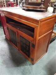 Sale 8717 - Lot 1044 - Oriental Sideboard