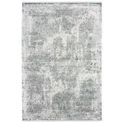 Sale 8912C - Lot 36 - Turkish Woven Mystique Collection 01 Carpet,, Silver/Ivory, 200x300cm, Viscose/Acrylic