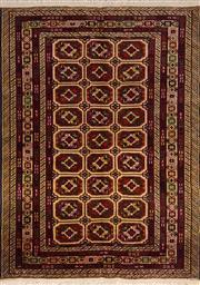 Sale 8380C - Lot 66 - Persian Turkman 180cm x 130cm