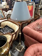 Sale 8896 - Lot 1073 - Brass Standard Lamp