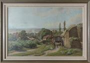 Sale 8375A - Lot 124 - Wilmot Pilsbury - Epping Forest (High Beech) 48 x 75 cm
