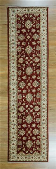 Sale 8657C - Lot 75 - Afghan Chobi 303cm x 81cm