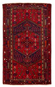 Sale 8780C - Lot 291 - A Persian Hamadan Classed As Village Rugs, Wool On Cotton Foundation, 210 x 128cm