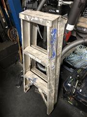 Sale 8819 - Lot 2228 - Small Step Ladder