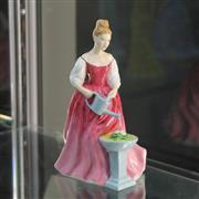 Sale 8336 - Lot 19 - Royal Doulton Figure Pretty Ladies Collection Alexandra