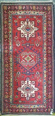 Sale 8637 - Lot 1020 - Persian Rug (160 x 75cm)