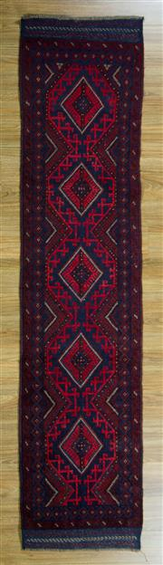 Sale 8657C - Lot 76 - Persian Sumak 262cm x 60cm