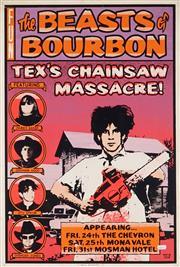 Sale 9019 - Lot 2010A - Skullwork Prints - The Beasts Of Bourbon Texs Chainsaw Massacre 76 x 51 cm