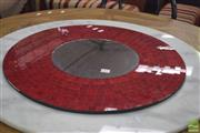Sale 8390 - Lot 1271 - Red Tiled Mirror