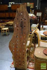 Sale 8507 - Lot 1018 - Organic Form Riddling Rack