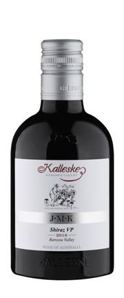 Sale 8520W - Lot 63 - 12x 2016 Kalleske 'JMK' Fortified Shiraz (VP), Barossa Valley This wine is 100% Organic / Biodynamic as certified by Australian Ce...