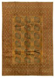 Sale 8800C - Lot 58 - A Vintage Afghan Kunduzi 100 % Wool Pile, 195 x 284cm
