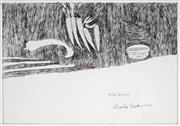 Sale 9001 - Lot 523 - Charles Blackman (1918 - 2018) - Untitled (Still Life), 2008 39 x 57cm (frame: 83 x 68 x 6 cm)